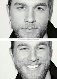 Oh, Charlie Hunnam. Mmmmm. Beautiful!