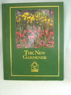 Time to start gardening, here is a good book for the beginner gardener.