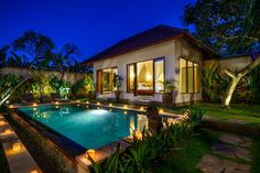 Check out this awesome listing on Airbnb: Exquisite Villa in Private Resort - Villas for Rent in Canggu