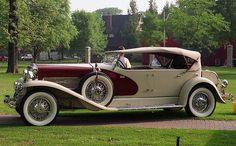 Duesenberg Car, Vintage Cars, Antique Cars, Automobile, Car Museum, Old Classic Cars, Old Cars, Motor Car, Street Rods