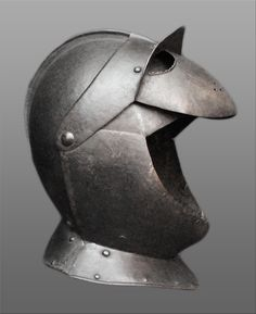 Kürassier-Helm um 1620 - Antik-Sammlerbörse