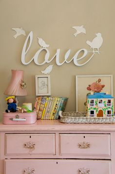 girls room........love love Love