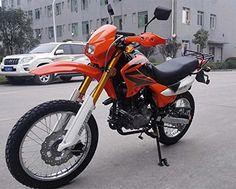 Roketa Dirt Bike-08-250(LHJ) (Orange) - Big Sale Online Shopping USA