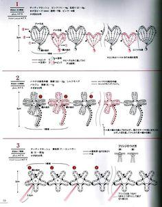 CROCHET edging & Braid 100 (II) Asahi - Fien Harini - Picasa Albums Web