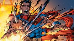 Weird Science DC Comics: PREVIEW: Superman: The Coming of the Supermen #4
