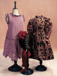 Dollmasters Antique Doll Clothes Catalog   View Catalog Item - Theriault's Antique Doll Auctions