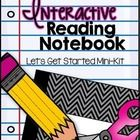 Freebie:This kit contains the BASICS for setting up an interactive reading notebook.   •Directions and Tips for Implementing Interactive Notebooks •Cover...