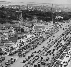 Playland at the Beach and the Great Highway, San Francisco.