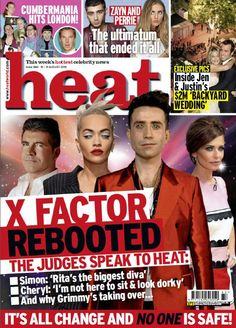 HEAT – AUGUST 15, 2015 UK – FREE E BOOK DOWNLOAD - Click Here For Page Download: http://freeebooksmagazinesdownload.blogspot.com.tr/2015/08/heat-august-15-2015-uk-free-e-book.html