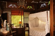 Pinay Travelogue: The Opulence of the Manilay Ancestral House Thai Style, Asian Style, Filipino House, Asian Interior Design, Philippine Houses, Travelogue, Valance Curtains, Colonial, Philippines