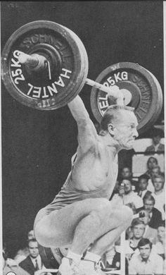 Click Pics to ENLARGE Waldamer Baszanowski Timesaving Power Training - Simplified by Jim Murray Here is a result-producin. Snatch Lift, Power Training, Olympic Weightlifting, Athlete Workout, Strong Body, Sports Photos, Powerlifting, Weight Lifting, Fitness Inspiration