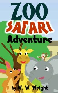 Zoo Safari Adventure :  absolutely delightful children's books are filled with fun children's rhymes and beautifully captivating illustrations.