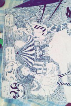 #Ink #Alice #It #Draw