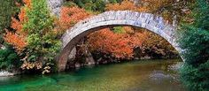 Bridge in Voidomatis River, Hepirus district, Greece Photo & image by NicolasGR ᐅ View and rate this photo free at fotocommunity. Discover more images here. Gulliver's Travels, Remote Viewing, Wanderlust, Lombok, Greek Islands, Rafting, Athens, Tourism, Beautiful Places