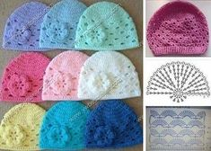 "1 ""Monica Veloso Castro added a new photo — with Han Bao and Ana Hernandez."", ""Free Easy Baby Crochet Patterns by"""