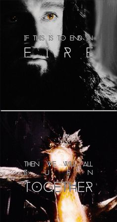 Thorin, The Desolation of Smaug.