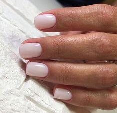 nails pink and white \ nails pink . nails pink and white . nails pink and black . nails pink and blue . nails pink and gold Shellac Colors, Nail Polish Colors, Sns Colors, Dip Nail Colors, Neutral Nails, Nude Nails, Coffin Nails, Chellac Nails, Bio Gel Nails