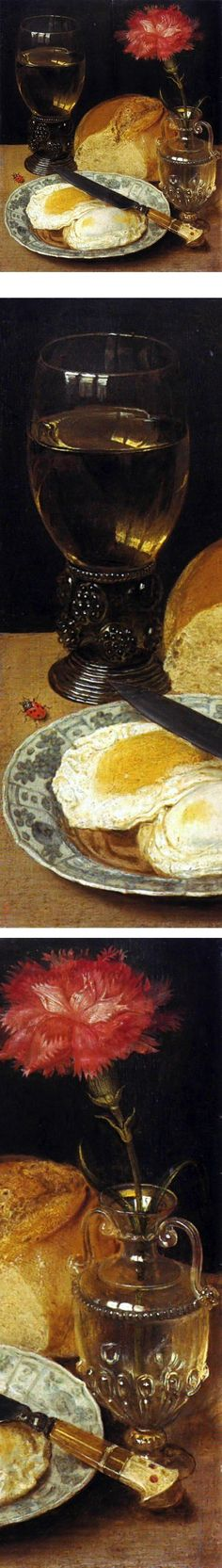 Eye Candy for Today: Georg Flegel's Still Life with Eggs
