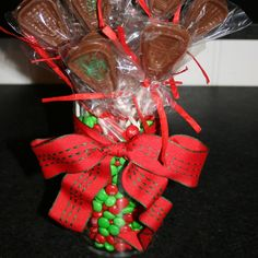 Lacrosse party chocolate lolli display | Lax Swag -----