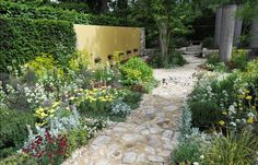 Cleve West's award-winning garden for The Daily Telegraph (2011) - Gold Medal & Best in Show at the Chelsea Flower Show