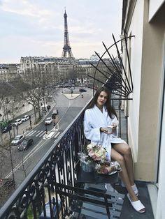 Bon matin! Утро в Париже. Good morning 🥐🇫🇷