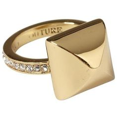 Juicy Couture Pyramid Ring