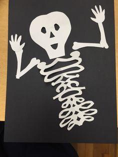 Cursive skeletons