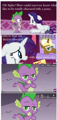 My Little Pony Friendship is Magic season Rarity Mlp Comics, Funny Comics, Mlp My Little Pony, My Little Pony Friendship, Baby Pony, Some Beautiful Pictures, Little Poney, Mlp Pony, Rainbow Dash