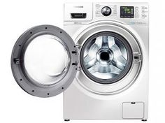 Ideal para quem busca praticidade e economia de tempo. A Lava e Seca Samsung possui 5 programas de lavagem, opções de lavagem fria ou quente, Eco Bubble e Diamond Drum. Com capacidade de lavagem para 10,1 kg de roupa e de secagem para 6 kg, possui filtro auto limpante e controle de fiapos.