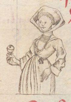 Hirschvelder, Bernhard: Gedächtniskunst Raum Nördlingen, um 1475 Cgm 4413  Folio 71