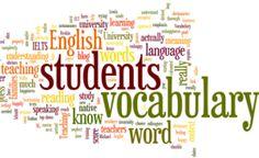 Ayudar a expandir #vocabulario (#ténicas)