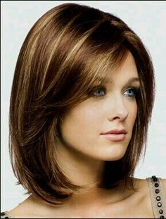 Hairstyles For Women Glamorous Hairstyles For Middle Aged Women  Pinterest  Thin Hair Middle And