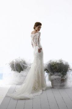Sfilata Le Spose di Giò - Sposa 2016 - Milano - Moda - Elle. Claudia  Micalizzi · Abiti da sposa 790a86ea1139
