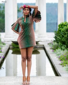 10 Stunning Ankara Statement Skirts to Rock - Sisi Couture African Fashion Ankara, Latest African Fashion Dresses, African Print Fashion, Africa Fashion, Short African Dresses, Ankara Short Gown Styles, African Print Dresses, Short Gowns, African Attire