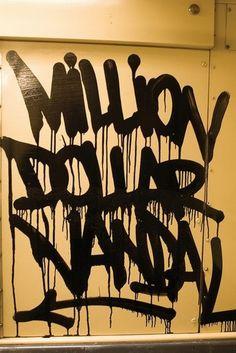 MILLION DOLLAR VANDAL