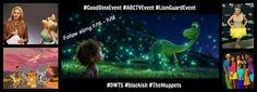 Next LA Event: Good Dinosaur, ABC and Disney Channel #GoodDinoEvent #ABCTVEvent #LionGuardEvent #DWTS #blackish #TheMuppets