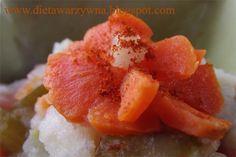 Dieta warzywna: Sałatka jarzynowa z dietetycznym majonezem