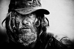 black and white photos | The Posmaker: Photography: Black and White Portraits of the Homeless ...