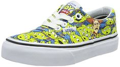 2f7be42bd7 Vans Kid s Youth Era Shoes Disney Pixar Aliens Toy Story Fashion Sneaker  Little Kid M) -- Details can be found by clicking on the image.