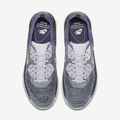 promo code 1866d 24a14 Chaussure Nike Air Max 90 Pas Cher Femme Ultra 2 0 Flyknit Pncl Brouillard  Docean Platine Pur