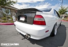 94 accord coupe jdm   Instead of doing a normal write-up, I figured I would let Christian ...