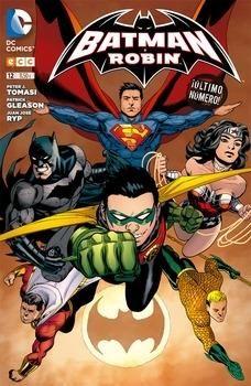 Batman y Robin Vol.12 Ultimo número