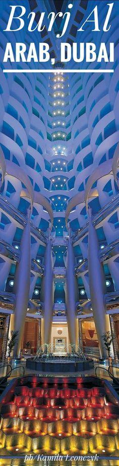 Hotel Burj Al Arab,Dubai