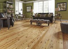 Matte-Finished Australian Cypress - a Bellawood Solid Hardwood