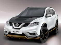 Image result for Custom Nissan Rogue off-road