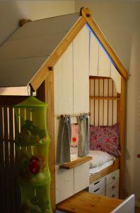 Ein Bett zum toben, kuscheln und wachsen Bunk Beds, Toddler Bed, Baby, Interior, Kids, Furniture, Home Decor, Elevated Bed, Cuddling