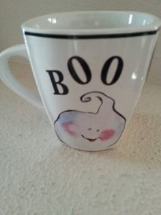 Check out this item in my Etsy shop https://www.etsy.com/listing/235075451/boo-trick-hocus-halloween-mug