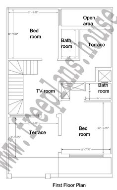 32 50 feet 148 square meters house plan plans for 25x40 house plan