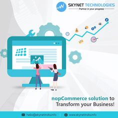Fuel your business growth with nopCommerce solution that gives you the flexibility to customize your online store as per your requirements. Let's talk! #EcommercePlatform #EcommerceSolution #nopCommerce #nopCommerceDevelopment #nopCommercePlatform #nopCommerceSolution #nopCommerceStoreDevelopment #EcommerceBusiness #EcommerceDevelopmentServices #Europe #Switzerland #Nevada #Florida #Gainesville #Ohio #USA #UK #Australia Ecommerce Web Design, Ohio Usa, E Commerce Business, Ecommerce Solutions, Ecommerce Platforms, Nevada, Switzerland, Flexibility, Florida