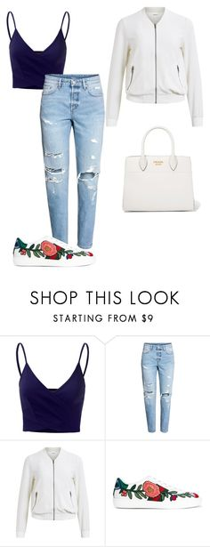 """Untitled #113"" by rahmadita14 on Polyvore featuring Doublju, H&M, Object Collectors Item, Gucci and Prada"